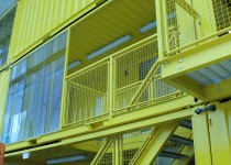 Containercity Cultuurgebouw Hoofddorp